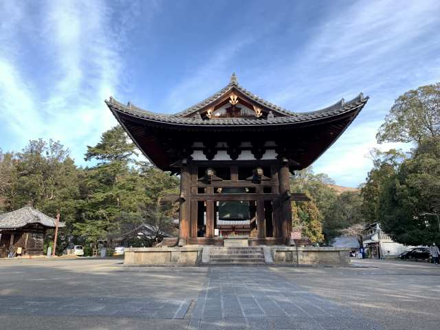東大寺鐘楼/奈良太郎