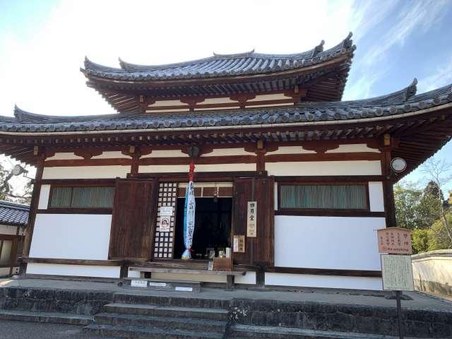 東大寺三昧堂(四月堂)