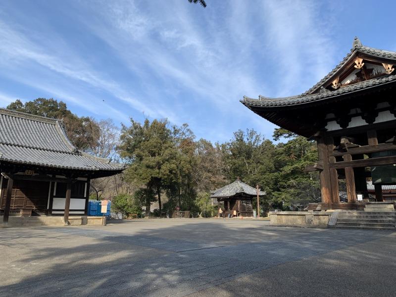 東大寺の鐘楼ヶ丘