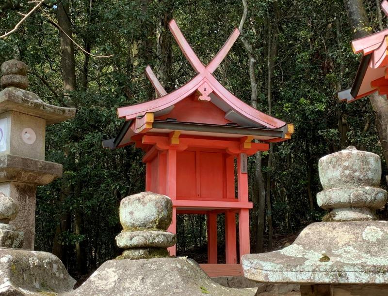 第三番納札社  兵主神社
