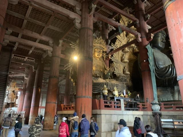 東大寺大仏殿は大仏様の建築様式