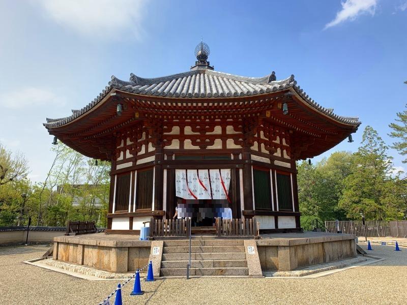 興福寺北円堂特別公開