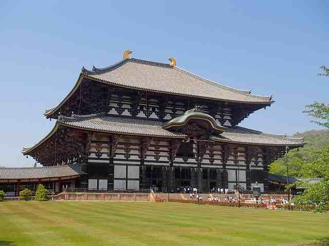東大寺大仏殿の見どころ